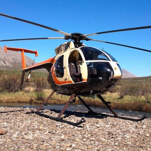 MD Helicopters delivers MD500E to Bering Air
