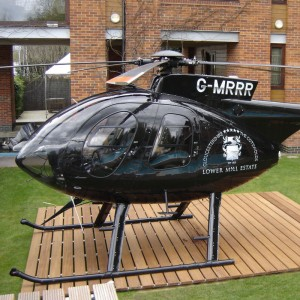 UK 500E owner wins another helipad planning appeal