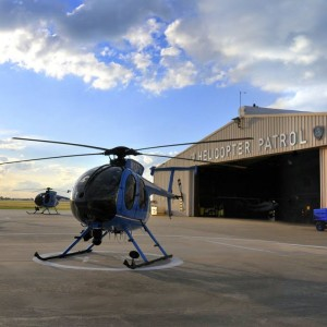 Houston Police Dept celebrates 40 years of air support