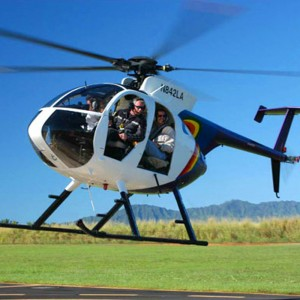 Hawaii's first helicopter operator celebrates 50 years