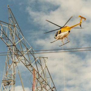 Rogers Helicopters diversifies into gas and electric utility industry