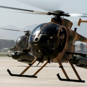 Afghan Air Force says MD530F cannot cope