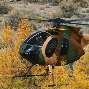 Kurdistan Regional Government orders twelve MD530F