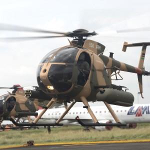 Kenyan Air Force receives first six MD530Fs