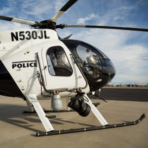 Las Vegas Metro Police takes delivery of new MD530F