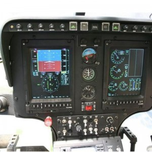 MD Helicopters and Sagem demo ICDS display system