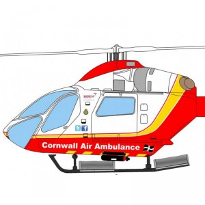 New Derriford Helipad Will Help Save Lives in Cornwall