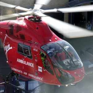 London Air Ambulance pilot and doctor to run 8 marathons in 6 days