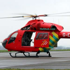 London's Air Ambulance – new offices are rent-free