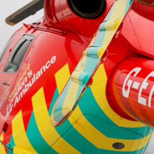 UK Government gives London's Air Ambulance £1M for second helicopter