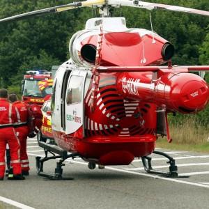 Herts Air Ambulance Celebrates Five Years