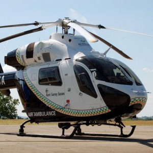 Kent, Surrey & Sussex Air Ambulance becomes first UK 24H helicopter service