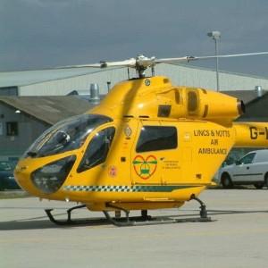 Lincolnshire & Nottinghamshire Air Ambulance order new MD Explorer