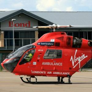 London's Air Ambulance chief sacked after raising financial concerns