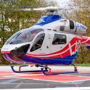 Luxembourg Air Rescue wins 2020 Adenauer-De Gaulle Prize
