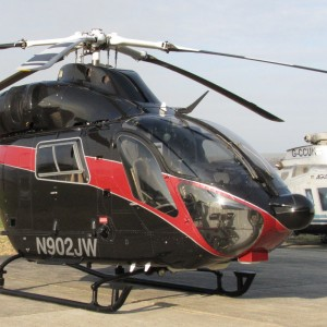 Airexcell Sells first MD902 Into Canada to Ascent Helicopters