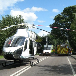 UK's Frimley Park Hospital to add rooftop helipad