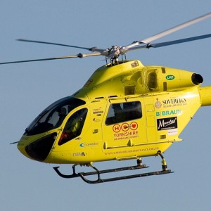 Yorkshire Air Ambulance to use virtual reality as awareness-raising tool