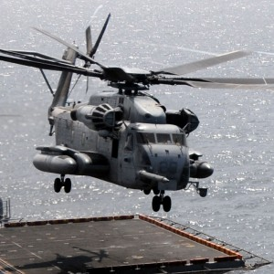 Goodrich awarded $5.7M contract to fit HUMS in 19 MH-53s