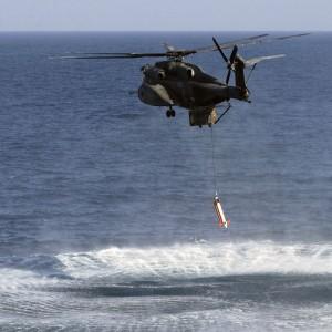 Northrop Grumman's AQS-24A mine-hunting system for Japan