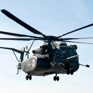 Northrop Grumman awarded $14M contract for MH-53E mine hunting sonar systems