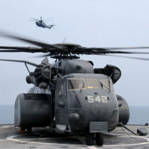 Erickson to refurbish two MH-53E Sea Dragons