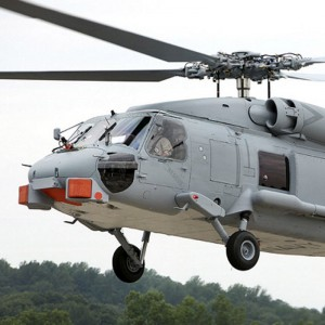 CAE to develop an MH-60R composite maintenance trainer for Australia
