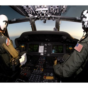 CAE picks Esterline displays for US Navy MH-60 simulators