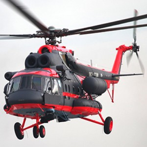 Russian Helicopters hands over first Mi-8AMTSh to Russian Arctic forces