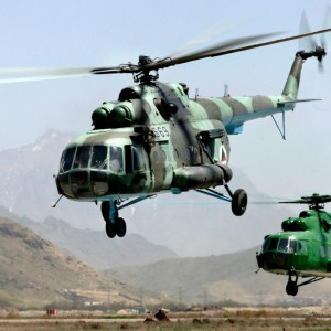 Afghan Air Force takes over instruction of crucial air mission planning course