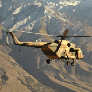 LOTN completes overhaul of first Afghan Mi-17V-5