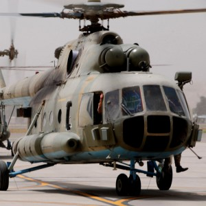 Kandahar graduates basic flight medics