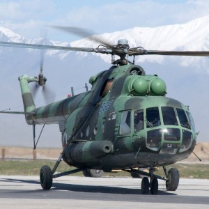 CIA Museum adds Mil MI-17 helicopter