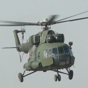 Russia hands over four new Mi-17s to Venezuela during Putin visit