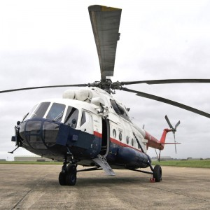 UK donates two Mi-17s to Afghanistan