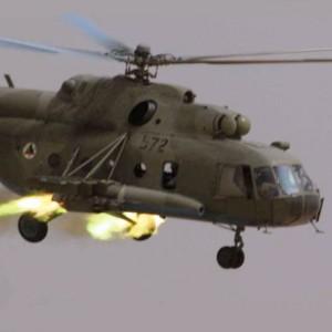 Hurricane-I missile pod developed for Peruvian Army Mi-17s