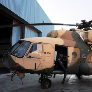 Iraq Mi-171 advisor pilots provide training – day or night
