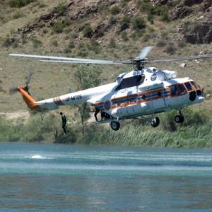 "Ulan-Ude Aviation Plant participates in Kazakhstan rescue exercise ""Kazspas-2011"""