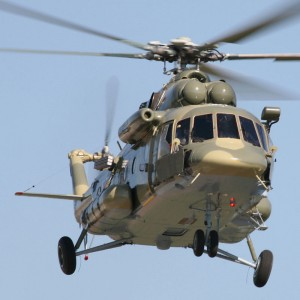 Ghana's government seek budget approval for four Mi-171s