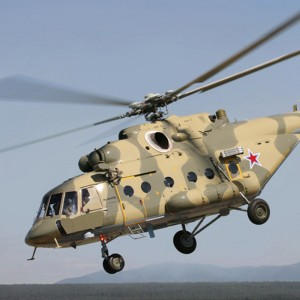 Ghana's air force to take delivery of four Mi-171s soon