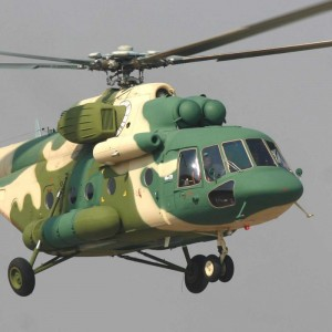 Russian Helicopters to deliver two Mi-171s in China