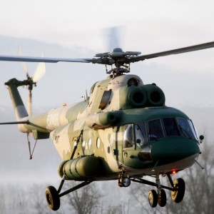 Russian Helicopters delivers four Mi-171E helicopters to China