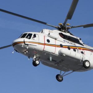 Russian Helicopters delivers Mi-17V-5 to Kenyan Police