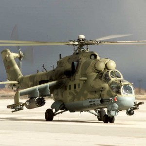 Afghan Army Air Corps set to reintroduce Mi-35