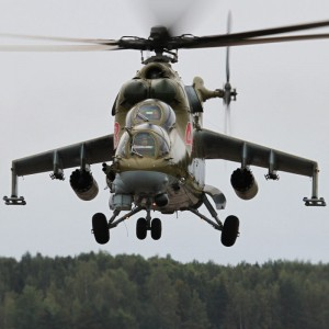 Pakistan to buy Mi-35 gunships