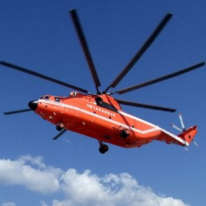 Russian Helicopters promotes Mi-26 fire safety