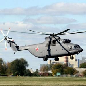 Rostvertol delivers two more Mi-26s