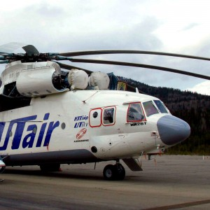 UTair refinance four Mi-26 helicopters