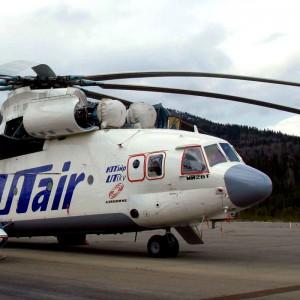 UTair suspends Mi-26 operations