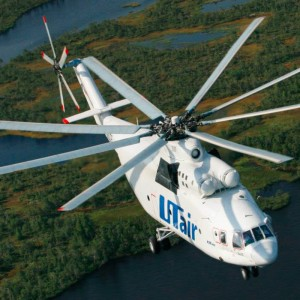 Mi-26T heavy-lift helicopter celebrates 30 years